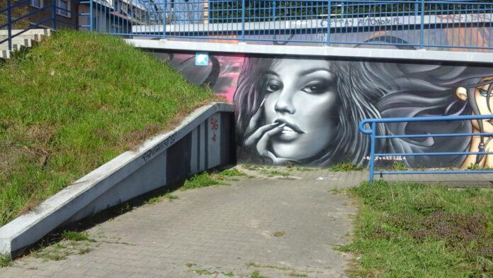 Szczecin: Miejskie płótna dla ulicznych artystów. 7 miejsc, w których można malować bez zgody