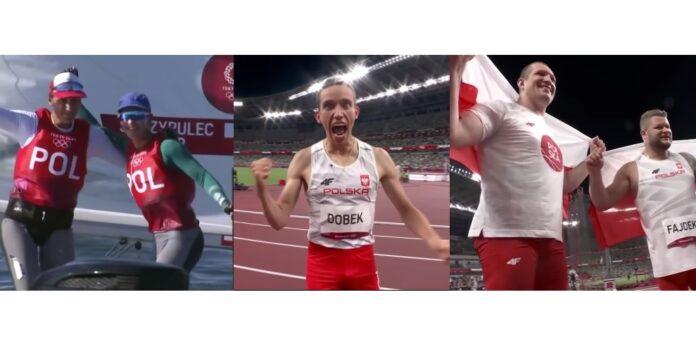 Tokio 2020: Kolejne sukcesy Polaków. Wśród medalistów zawodnicy ze Szczecina!