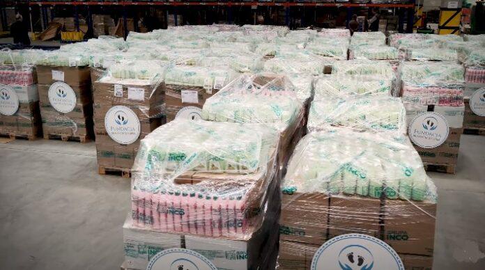 20 ton niezbędnych środków trafiło do potrzebujących! Tak pomaga Fundacja Małych Stópek